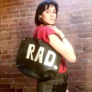 RAD/ Radical Acceptance REMADE Shoulder Bag
